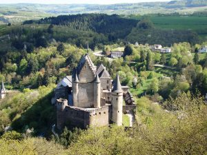 Ardennes Luxembourg