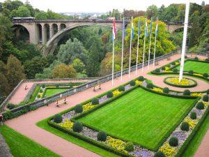 Adolphe Bridge Luxembourg